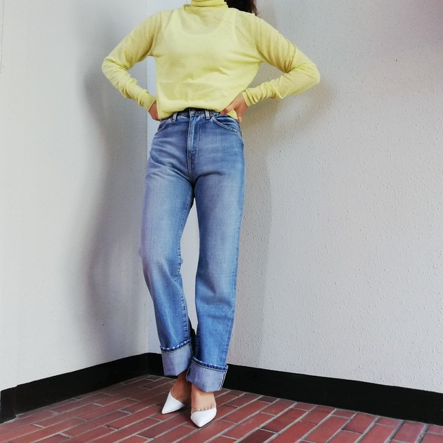LEVI'S® VINTAGE CLOTHING(1950'S 701 JEANS ブリーチ)