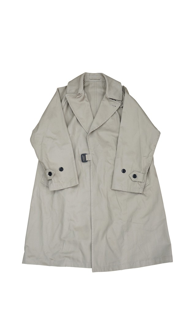 TIELOCKEN COAT (BEIGE)