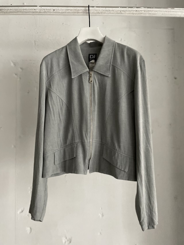 """DJ & co."" made in U.S.A. vintage jacket"
