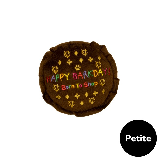 Dog Diggin Designs(ドッグディギンデザインズ)Chewy Vuiton Happy Birthday Cake petit