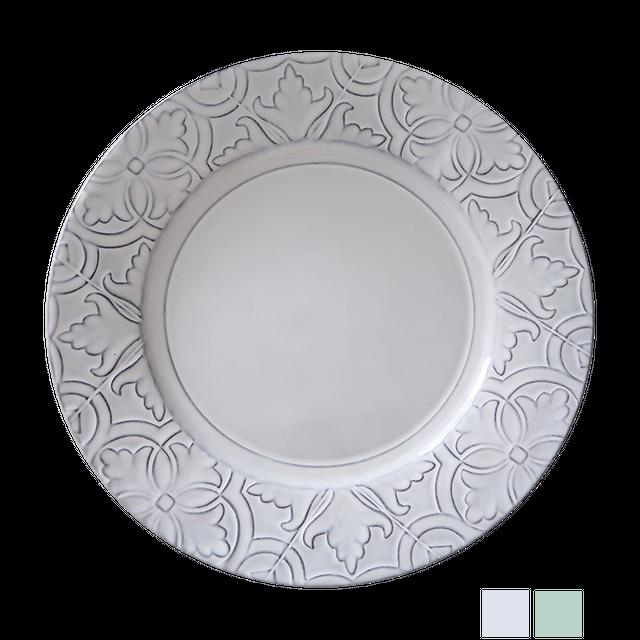 RUA NOVA dinner plate /  ディナー プレート 28cm