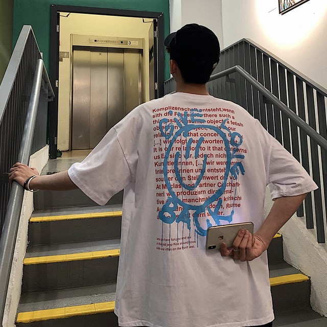 《BLUE RANKING NO.8》t-shirt BL2642