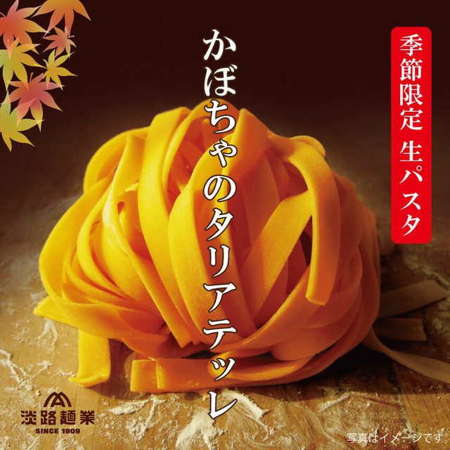 イカスミ・タリオリーニ(100g)× 10食セット【P0104-10】