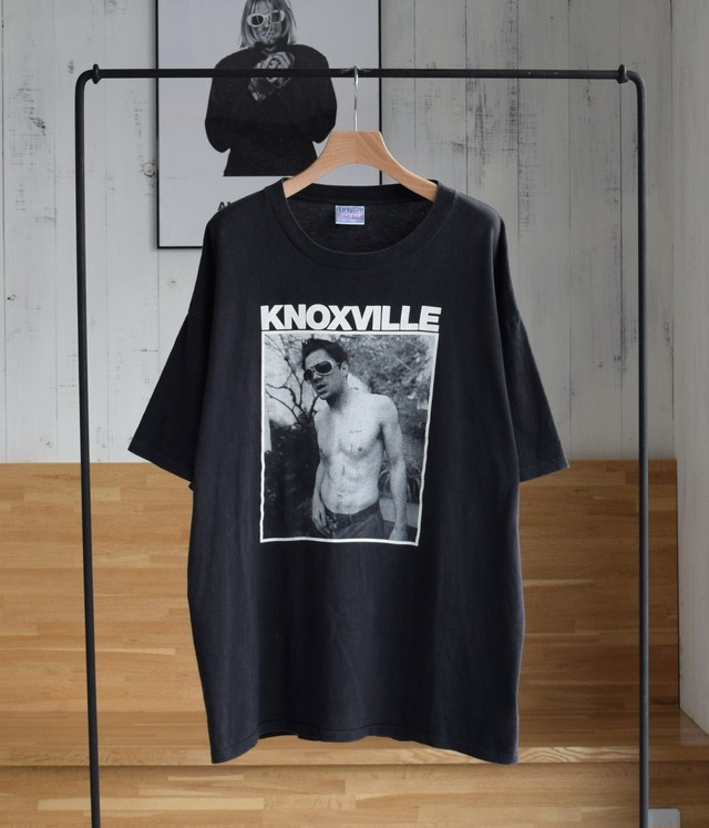 VINTAGE 90s BAND T-shirt -Johnny Knoxville from Jackass-