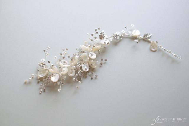 ブライダルヘッドドレス[HA-079]