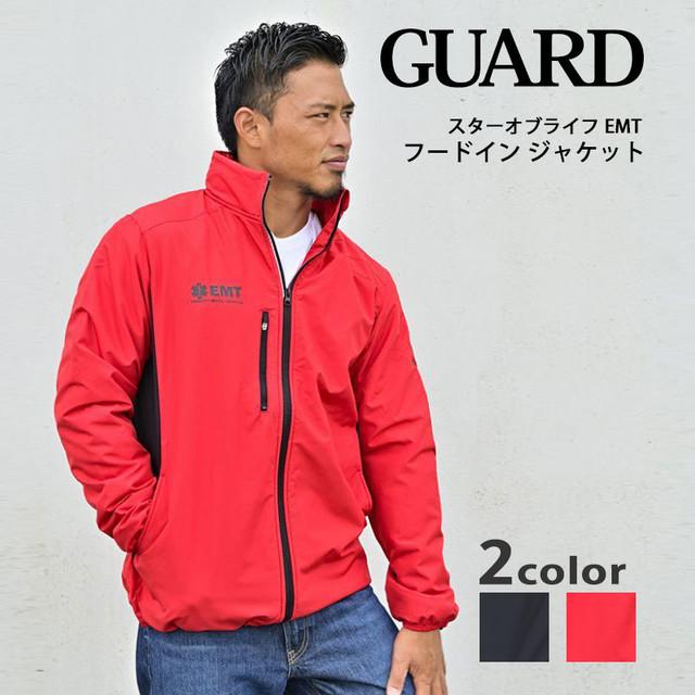 GUARD ガード ライフガードタワー綿100% Tシャツ S-234 メンズ アウトドア レスキュー ライフセービング