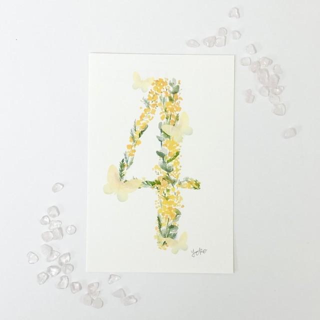 ポストカード No.4