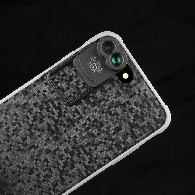 【FOR IPHONE 7 PLUS】KAMERAR ZOOM LENS KIT