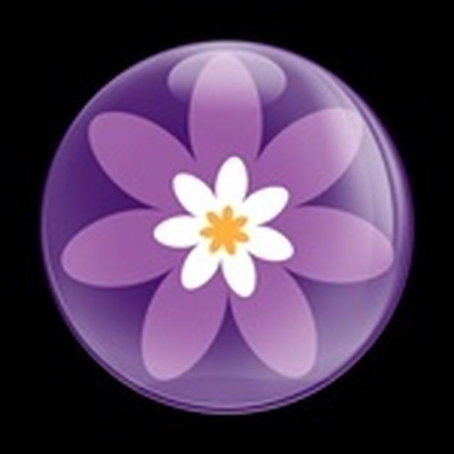 ゴーバッジ(★在庫処分★)(CD0237 - FLOWER 02) - メイン画像