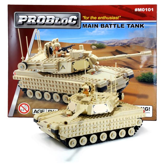 COBI #2610  ストライカー 装輪装甲車
