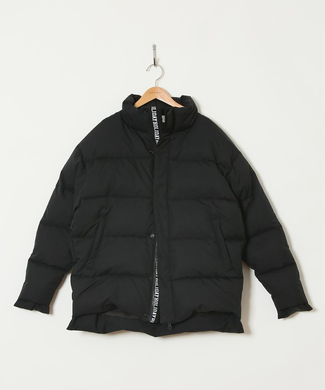 【HOLIDAY】TAPE DOWN JACKET