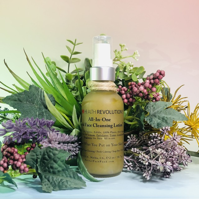 (Due date 9/25〆切)【2021年10月お届け分】ハーバルフェイスクレンジングローション / 【Deliver in 2021/10】Herbal Face Cleansing Lotion  59.7ml