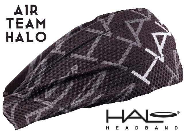 【halo】 Bandit Headband Japan Fit(Air Team Halo)