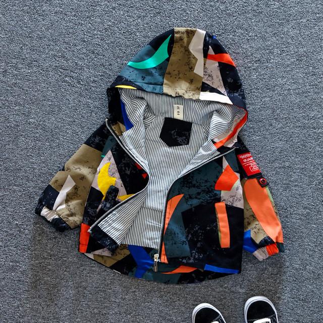 3999円-限定72H【アウター】ファッション切り替え配色フード付きトレンチコート25614113