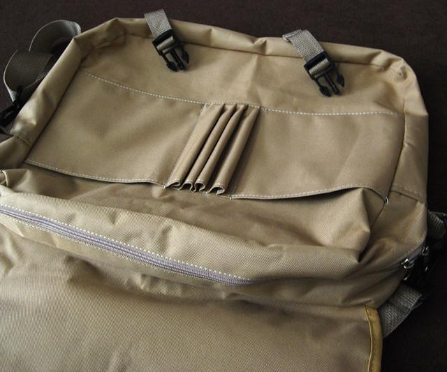 Vintage ICWU Messenger Bag UNION MADE