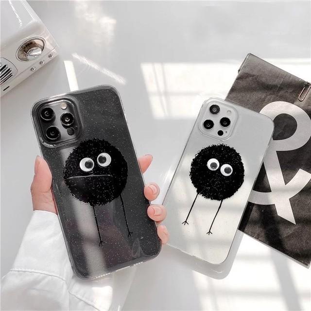 Funny eyes iphone case