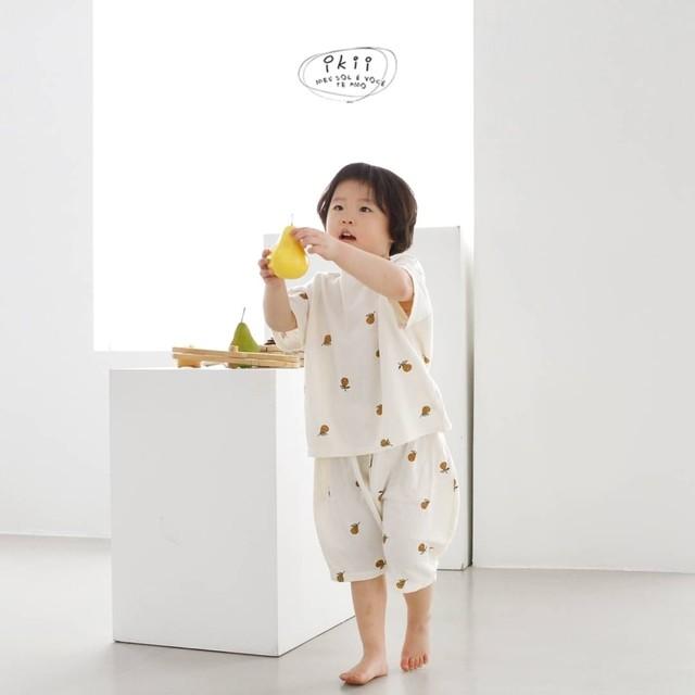 ikii/Pear roomwear SET