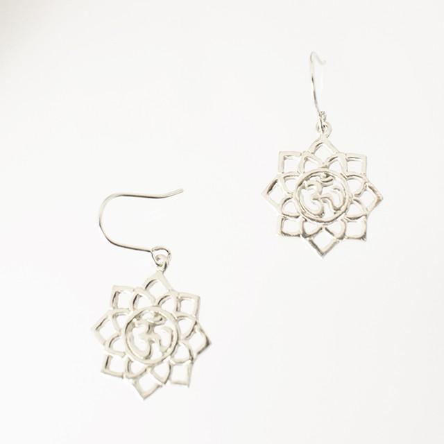 ピアス ロータス09 Pierced Earrings Lotus09