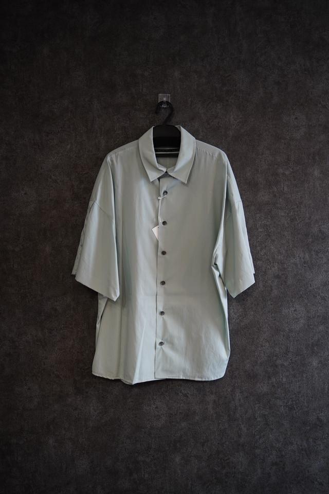 my beautiful landlet LOOSE DRESS SHORT SLEEVE shirt  mint