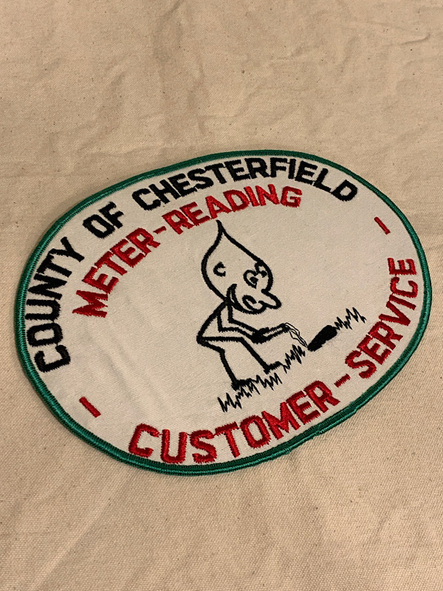 "PATCH "" METER REDING CUSTOMER SERVICE """