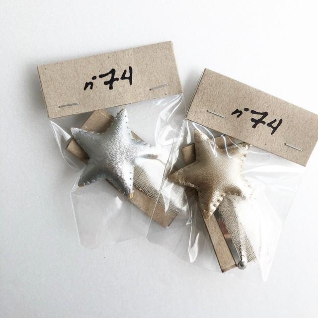 再入荷 ☆ Numero74 イリディセントスターヘアクリップ NU098