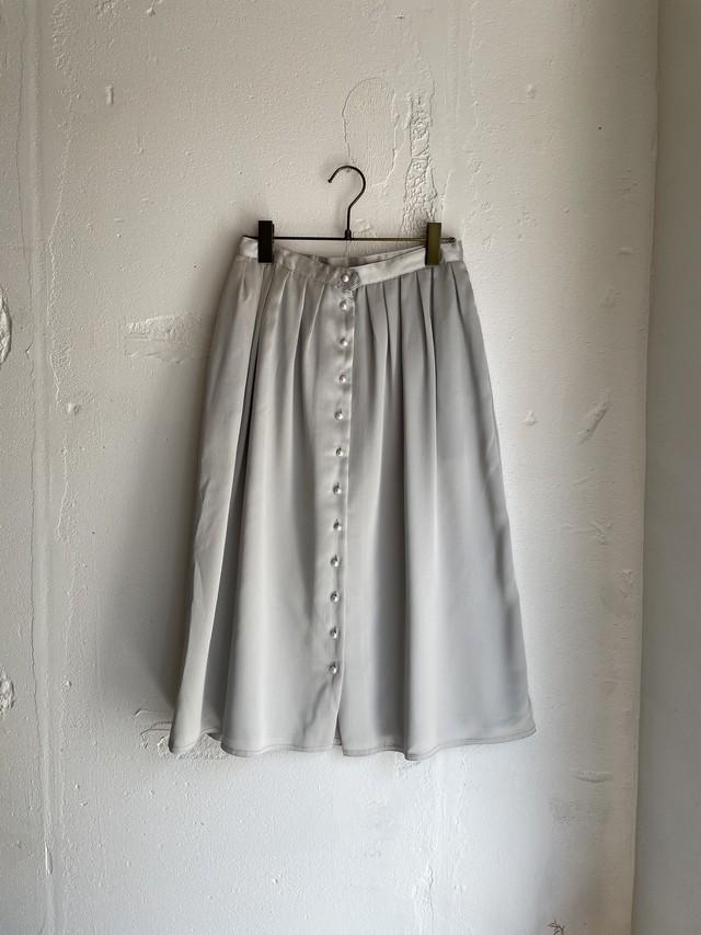 """Schrader Sport Separates"" vintage skirt with Pearl button"