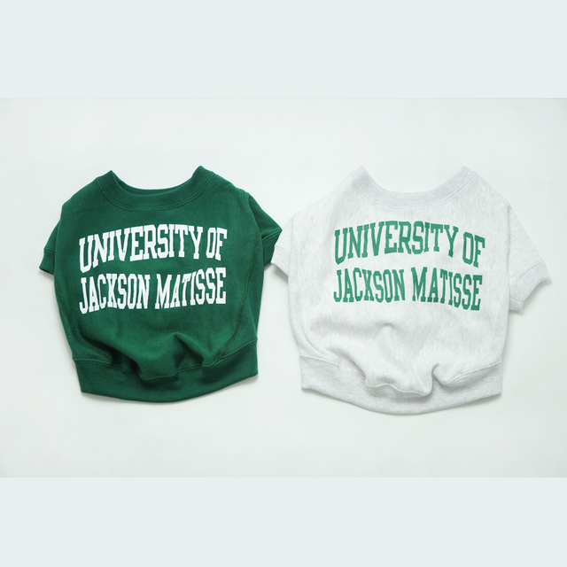 JACKSON MATISSE PETS UNIVERSITY OF JACKSONMATISSE Sweat