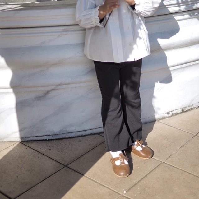 【spring sale】miniclef.メロウフレアパンツ[90-130]