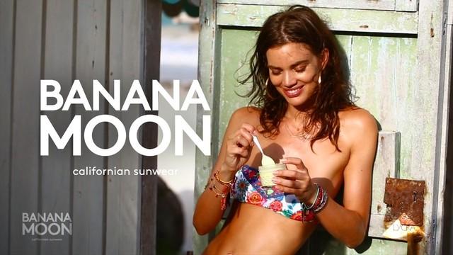 BANANA MOON  モナコ発、カルフォルニア西海岸をイメージしたブランドです。