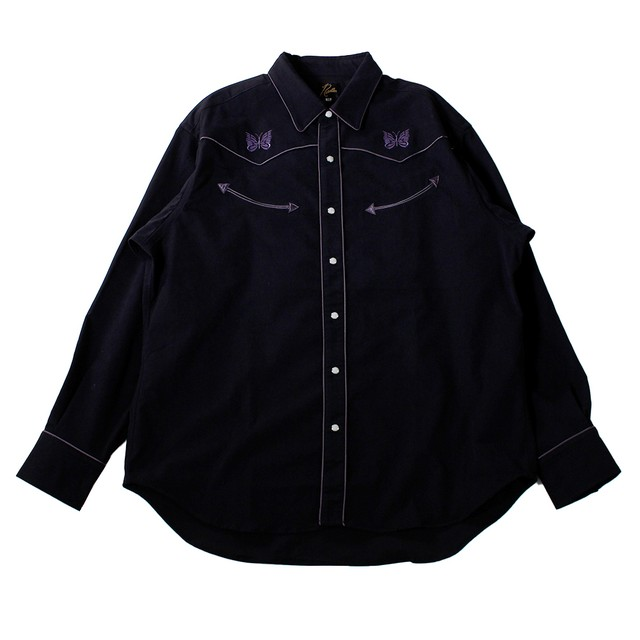 NEEDLES Western Shirt