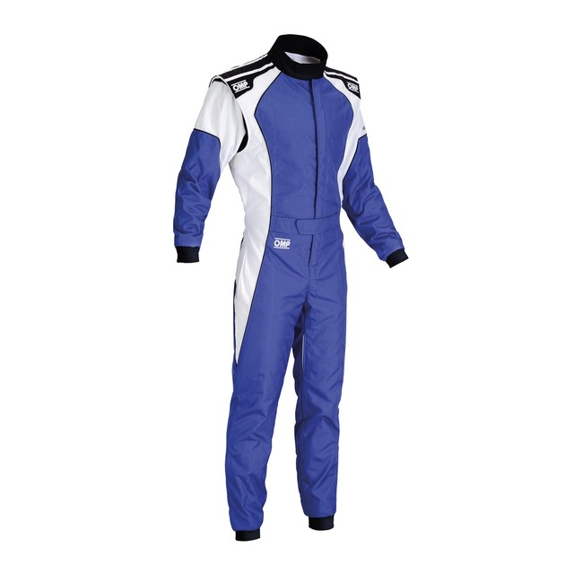 KK01723C043  KS-3 Suit for children (Blue/White)