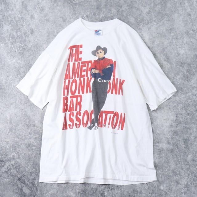 90年代 USA製 Tシャツ カウボーイT A192