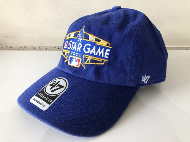 47BRAND 2020 MLB AII-STAR GAME CLEAN UP  CAP (DODGER BLUE)