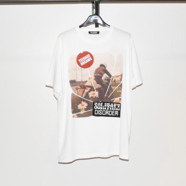 Raf Simons Big Fit T-Shirt Solitary Disorder