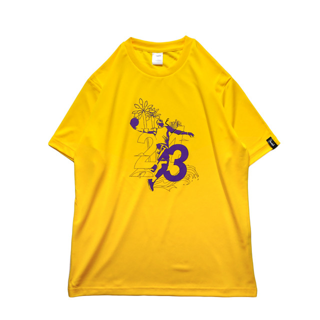 Los Angeles S/S PL <C.Yellow×Purple×Black> - メイン画像