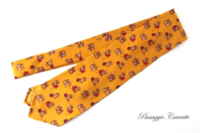 【Sold Out】タイユアタイ|TIE YOUR TIE|ウールリネンネクタイ|セッテピエゲ|ネクタイ|チェック柄|レッド