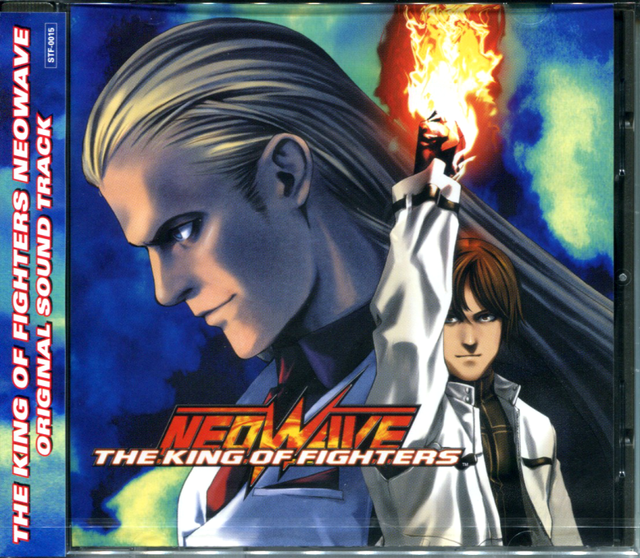 THE KING OF FIGHTERS NEOWAVE ORIGINAL SOUND TRACK 販売サイト変更中