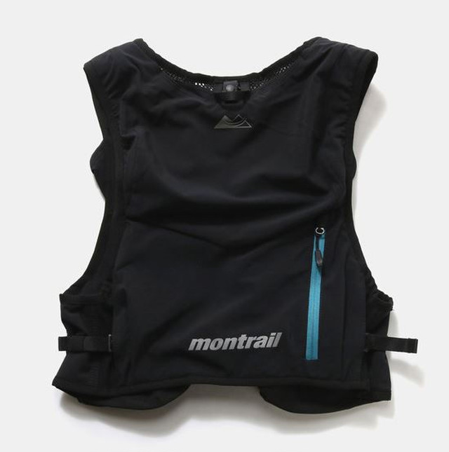 【Colombia Montrail】 RUIMPULSE VEST7(Black Moss Green)
