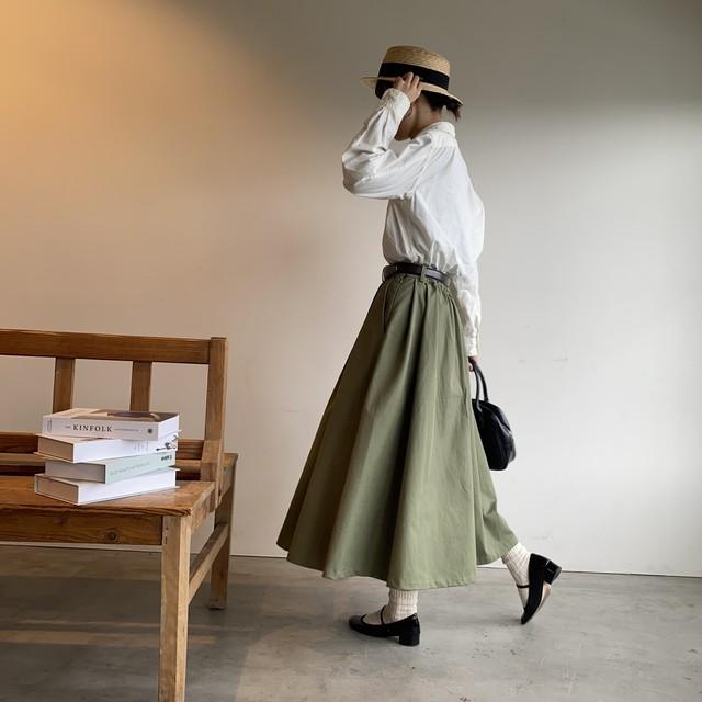 chino skirt ※即納品