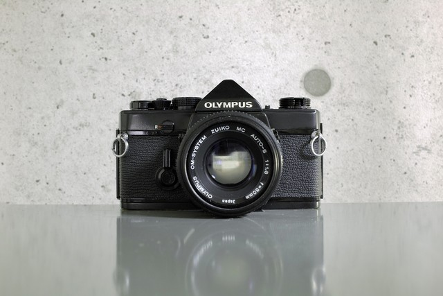 【New】OLYMPUS OM-1 Black