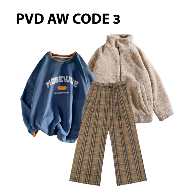 PVD AW CODE 3