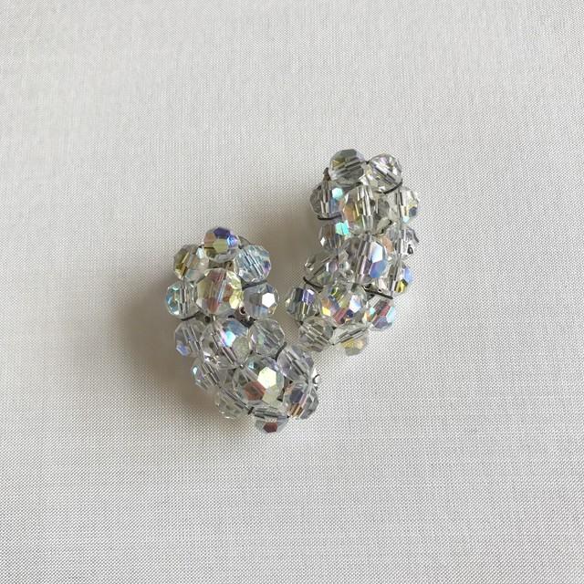 Trifari / vintage earrings726