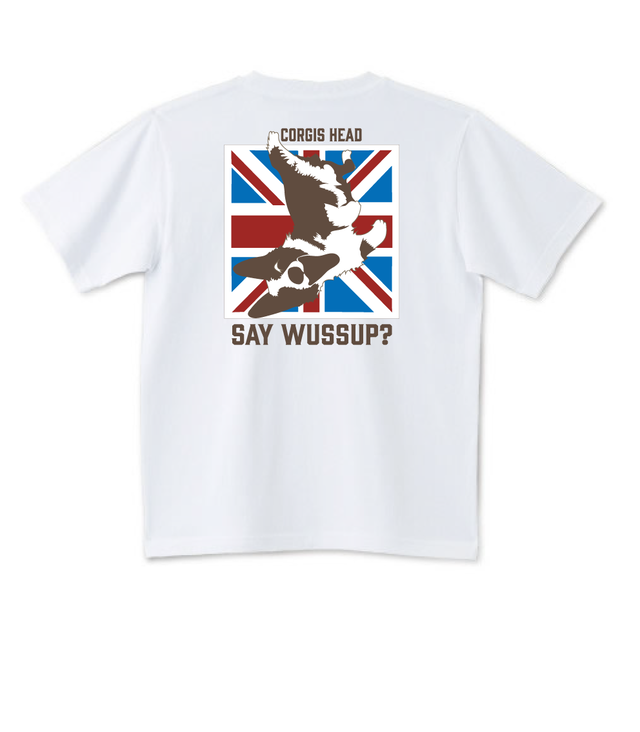 No.76 say wussupTシャツ