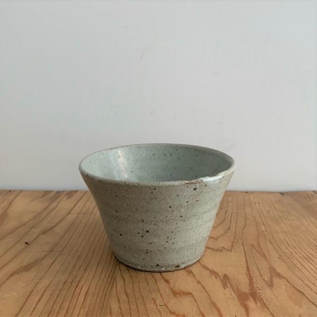 寺村光輔 泥並釉 深小鉢