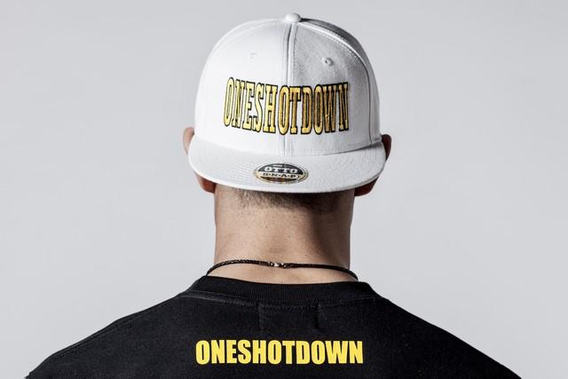 ONESHOTDOWN アルファベットCAP