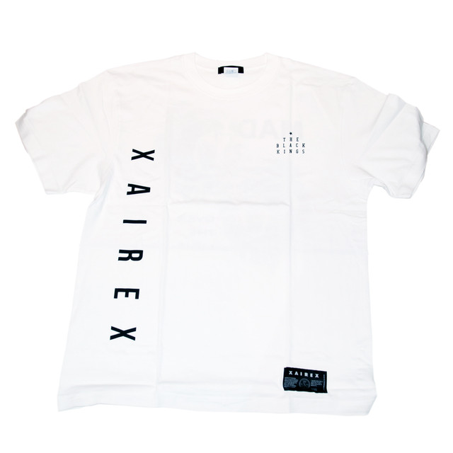 MAD TEE (WHITE)[XAI-0032]