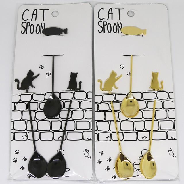 猫スプーン(CatSpoon3本セット)全2種類