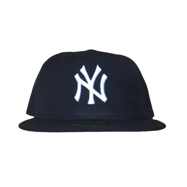 Sale NEW ERA New York Yankees 1999-2006 Game Old Authentic 59Fifty Fitted /  Navy×White