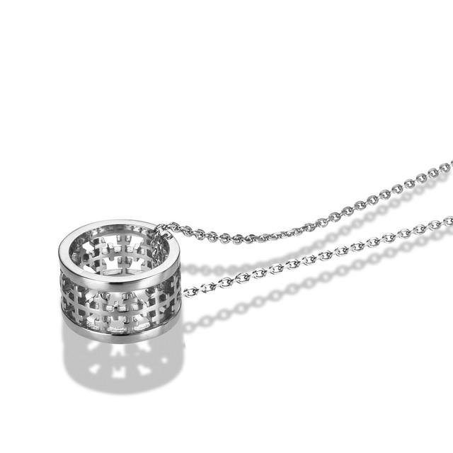 バラッドネックレス 【Special Cross - Silver】