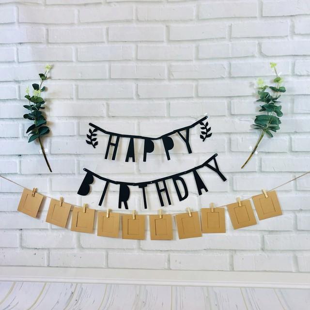 マカロンカラーサークルバナー 誕生日 ピンク 1歳 赤ちゃん ベビー 飾り 装飾 マカロン